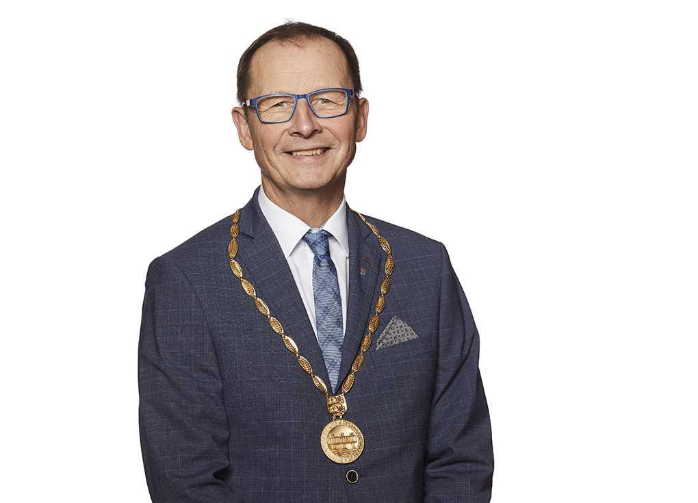 Borgmester HP Geil Foto: Pressefoto