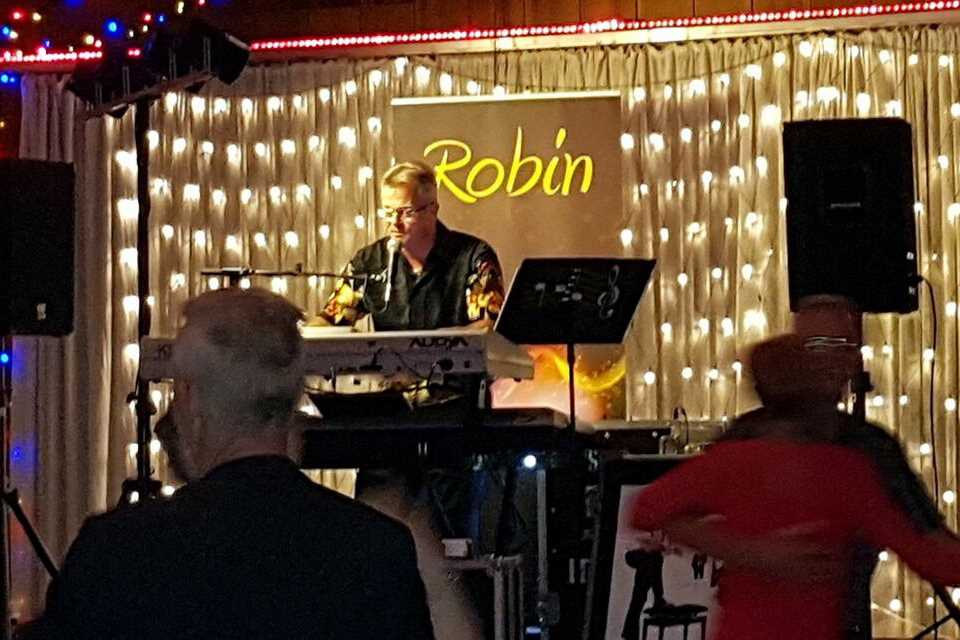 Robin Foto: Privatfoto