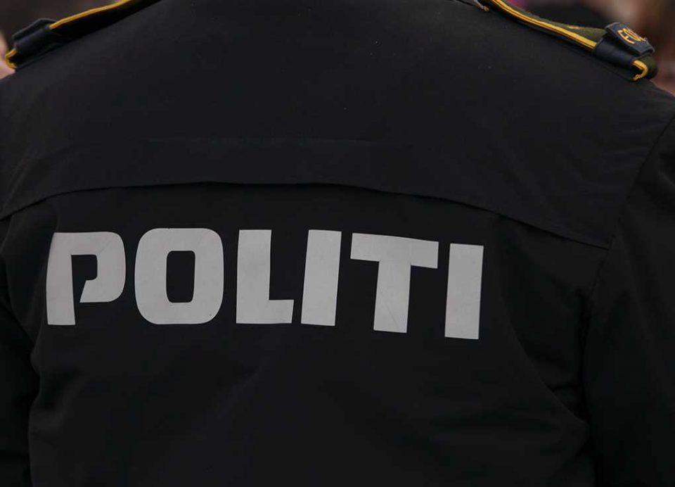 Politi Arkivfoto: René Holm