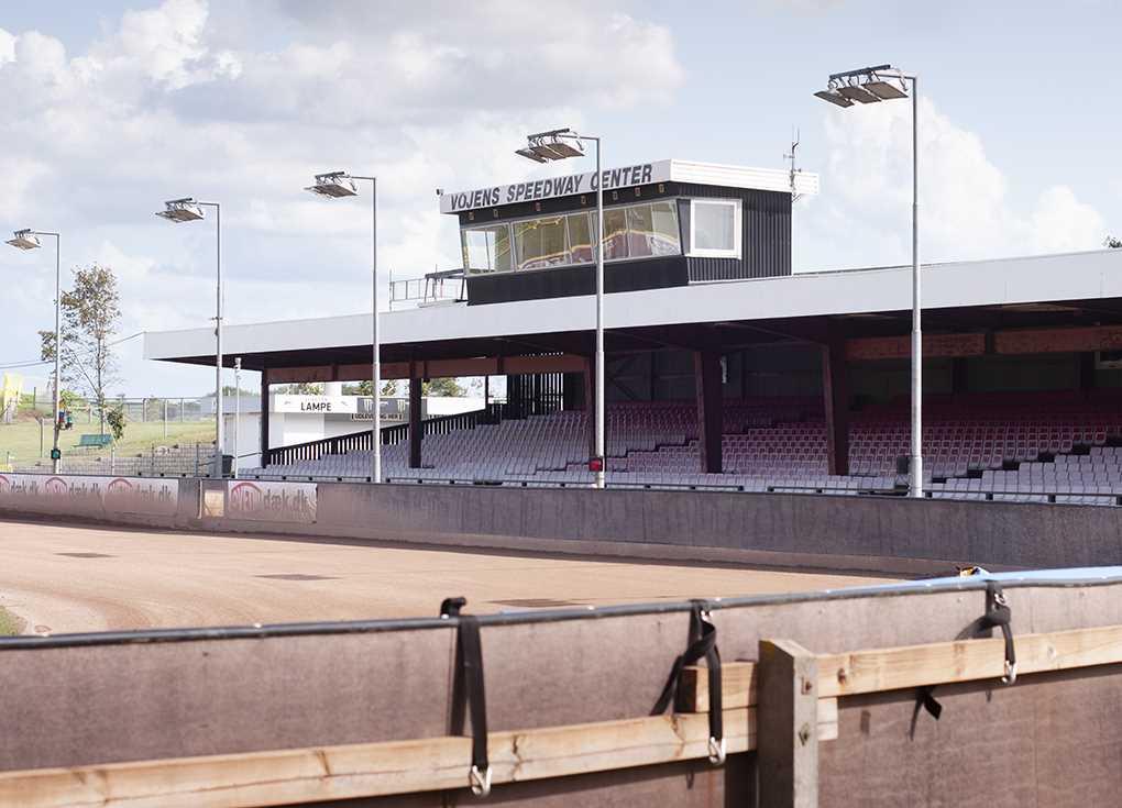 Vojens Speedwaycenter Foto: René Holm