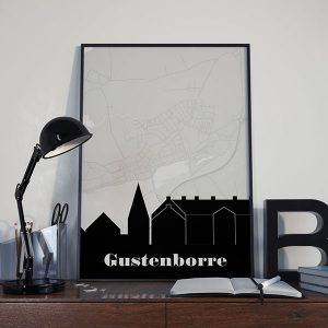 Augustenborg byplakat