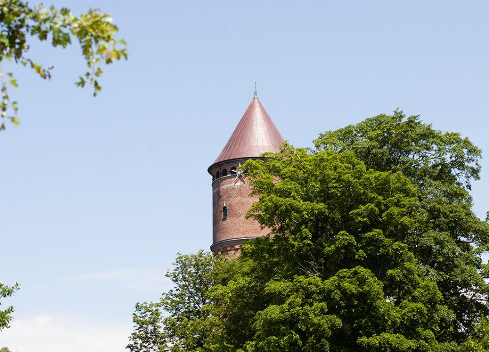 Kløften Haderslev vandtårn