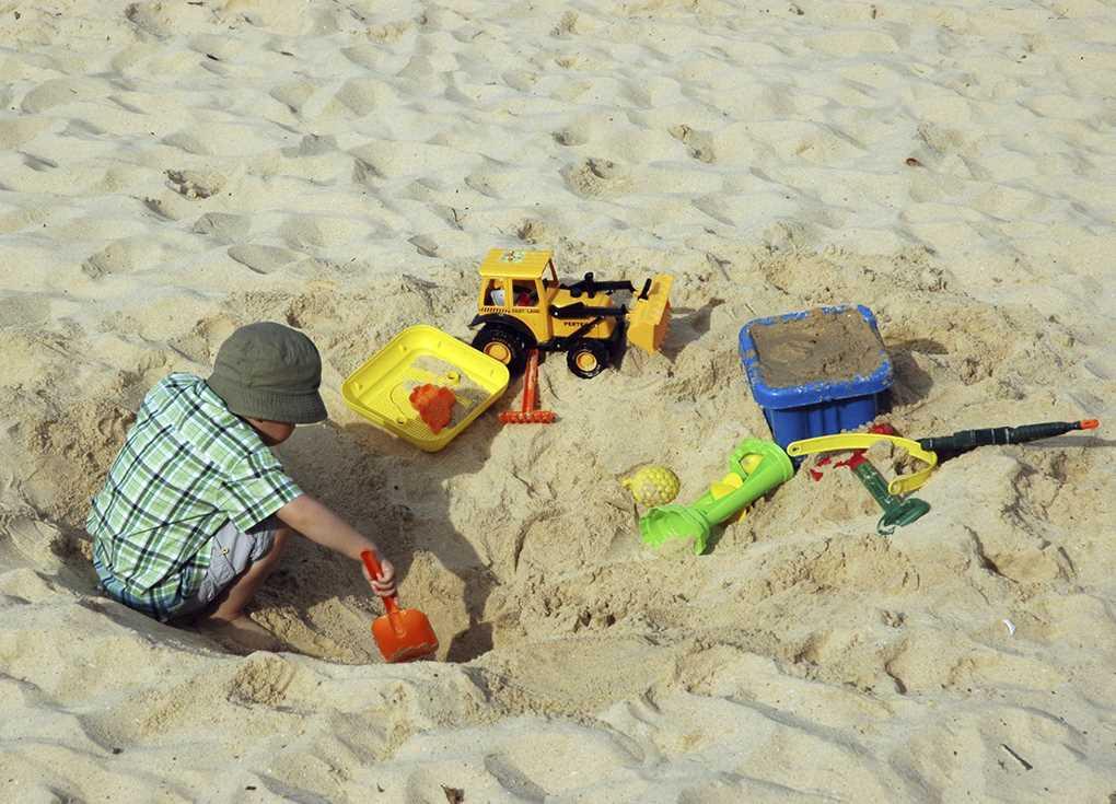 Der er afsat penge til sommerferie for børn og unge Foto: Jenny Rollo / freeimages