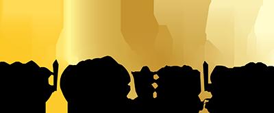 Haderslevspuls guld logo