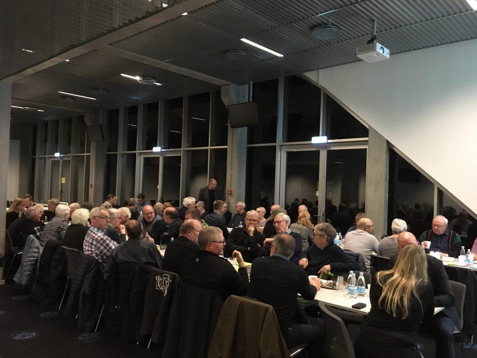 Årsmødet i Forum Vojens 2019 Foto: Privatfoto