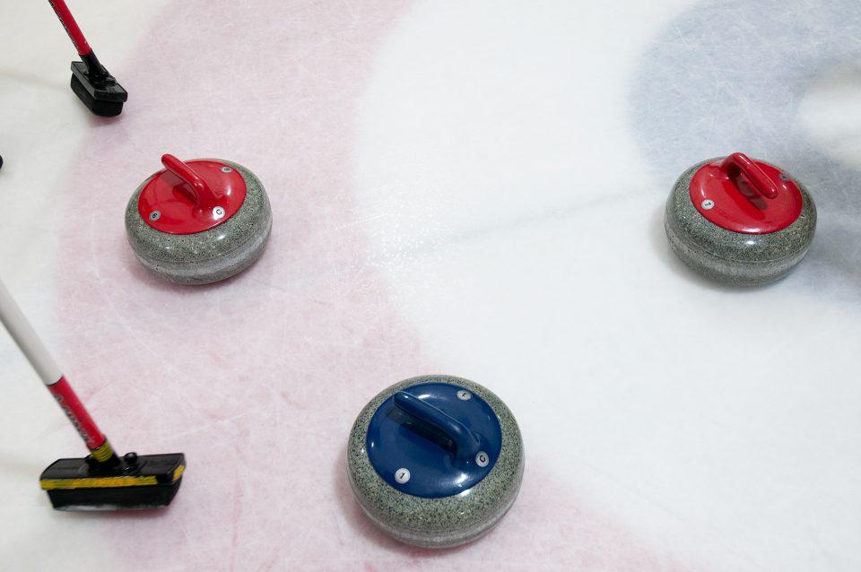 curling sten René Holm