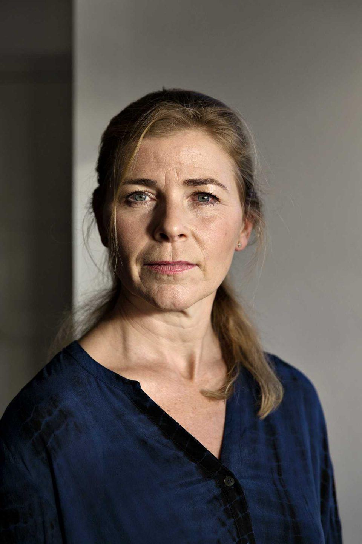 """Første demensforedrag i rækken er med Julie Rubow fra DR-dokumentaren """"En stille forsvinden"""". Foto: PR-foto"""
