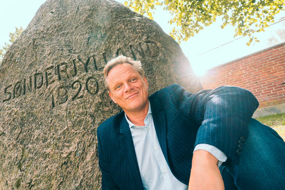 Sigurd Barrett Foto: Pressefoto