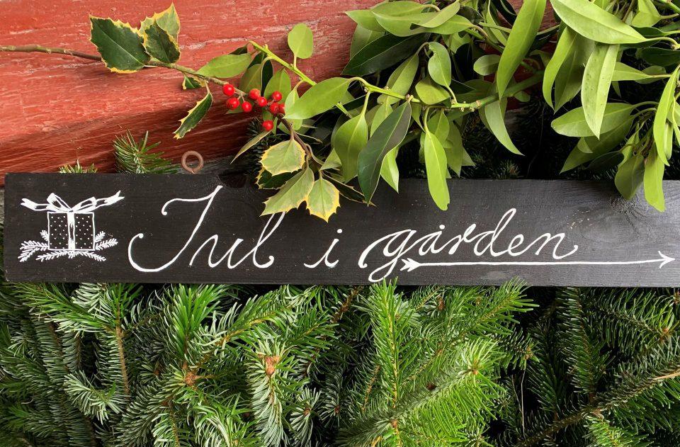 Jul i Gården afholdes i Haderslev de kommende weekender Foto: Pressefoto