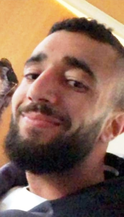 Omar Afif Jammal efterlyses af politiet Foto: Privat/Pressefoto