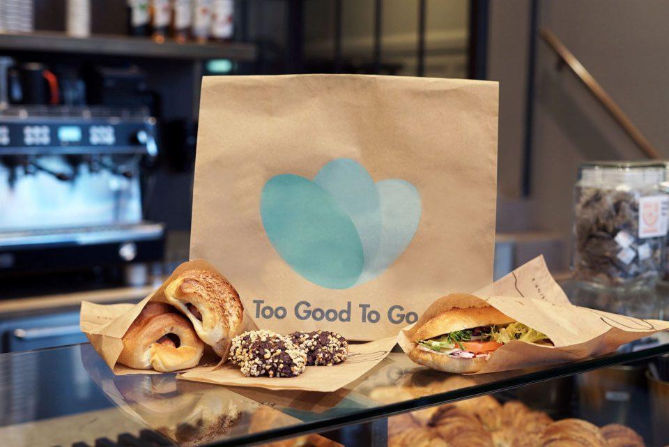 Det er nu muligt at få to good to go i Lakagehuset i Haderslev Foto: Pressefoto