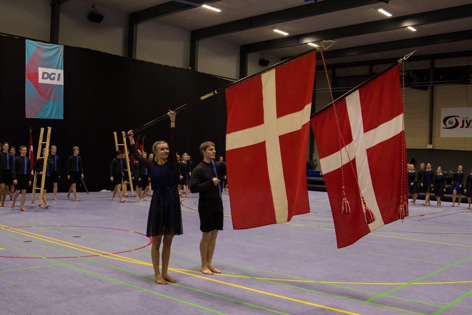 Billedet er fra DGI Forårsopvisning i Sønderborg 2020 - den eneste vi nåede at afholde inden de tre andre blev aflyst pga. corona. Foto: Nicolai Wollesen