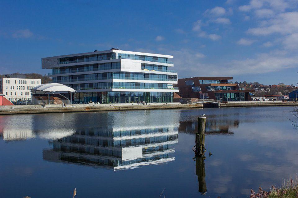 Haderslevs nye rådhus Foto: Pressefoto