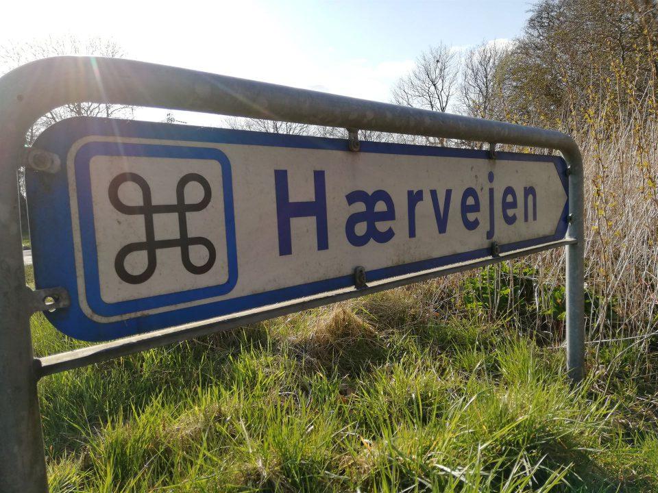 Hærvejen Foto: René Holm