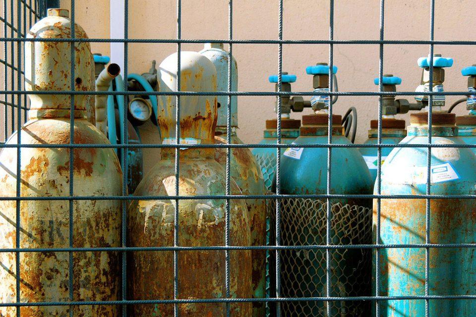 Gasflasker er en handelsvare for kriminelle Stockfoto: freeimages.com/Ozan Uzel