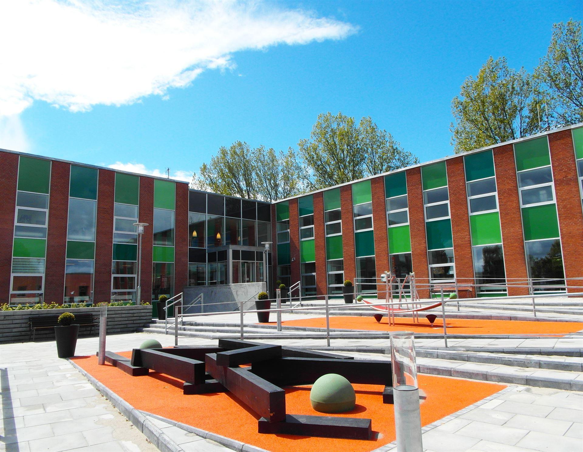 Sundhedscenter Vojens. Presse/Arkivfoto fra 2015