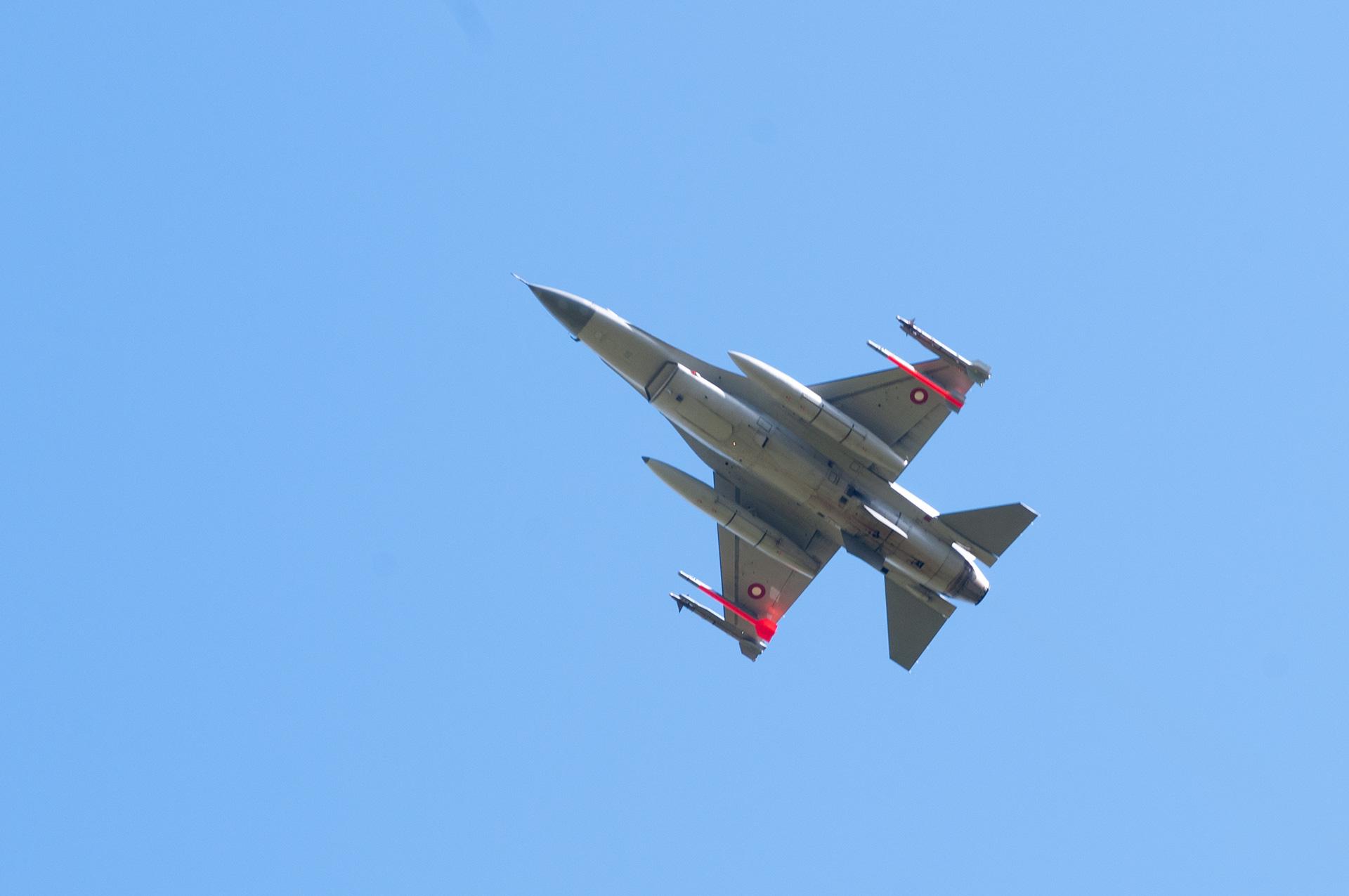 F16 Foto: René Holm